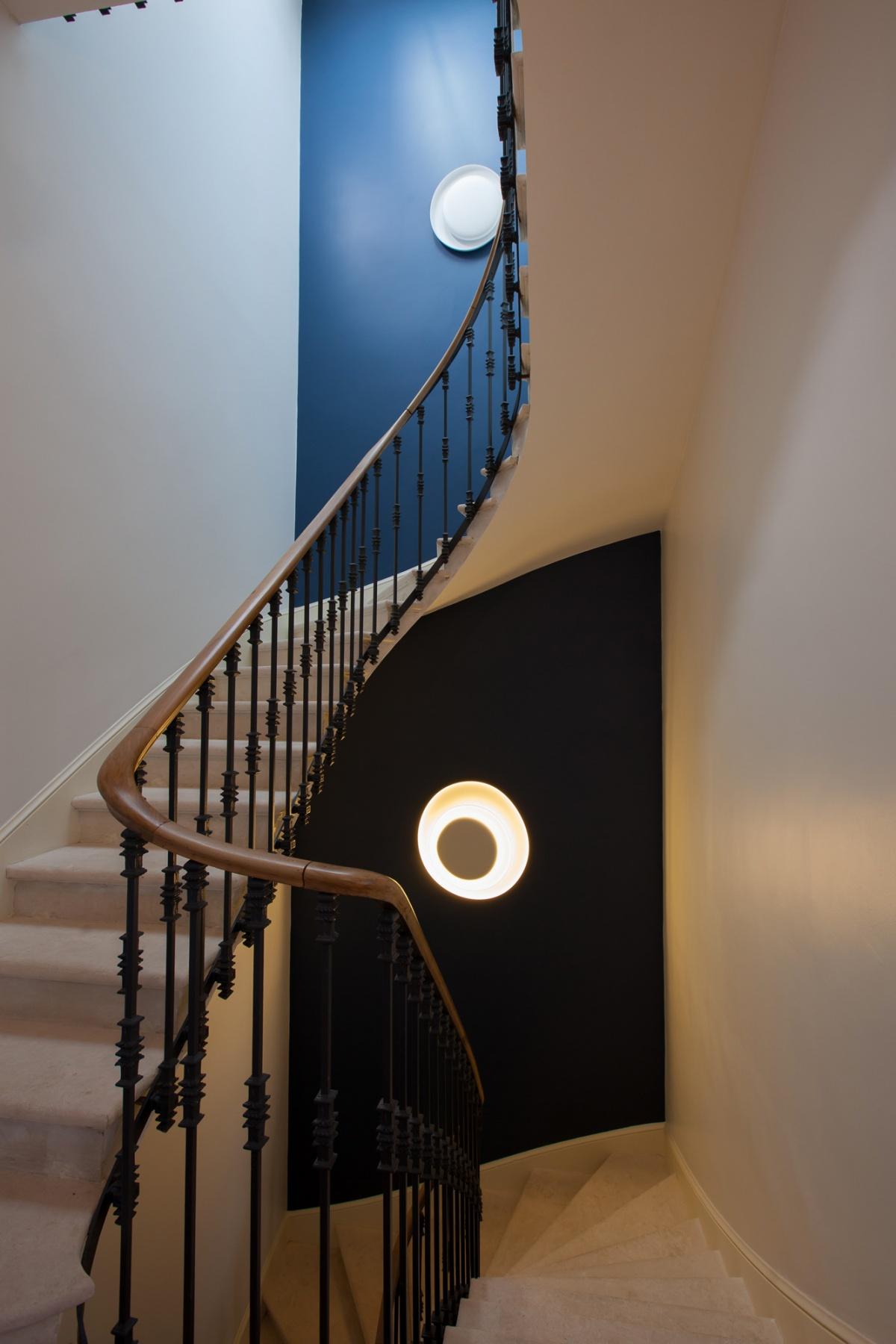 Maison C : Vue Escalier 2