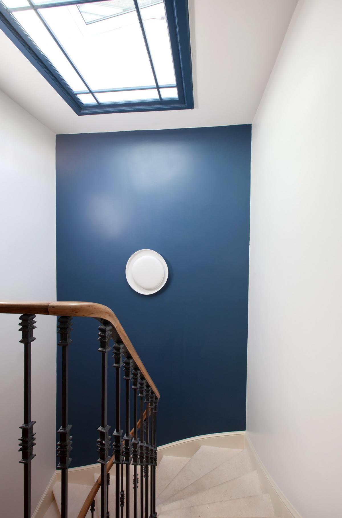 Maison C : Vue Escalier 3
