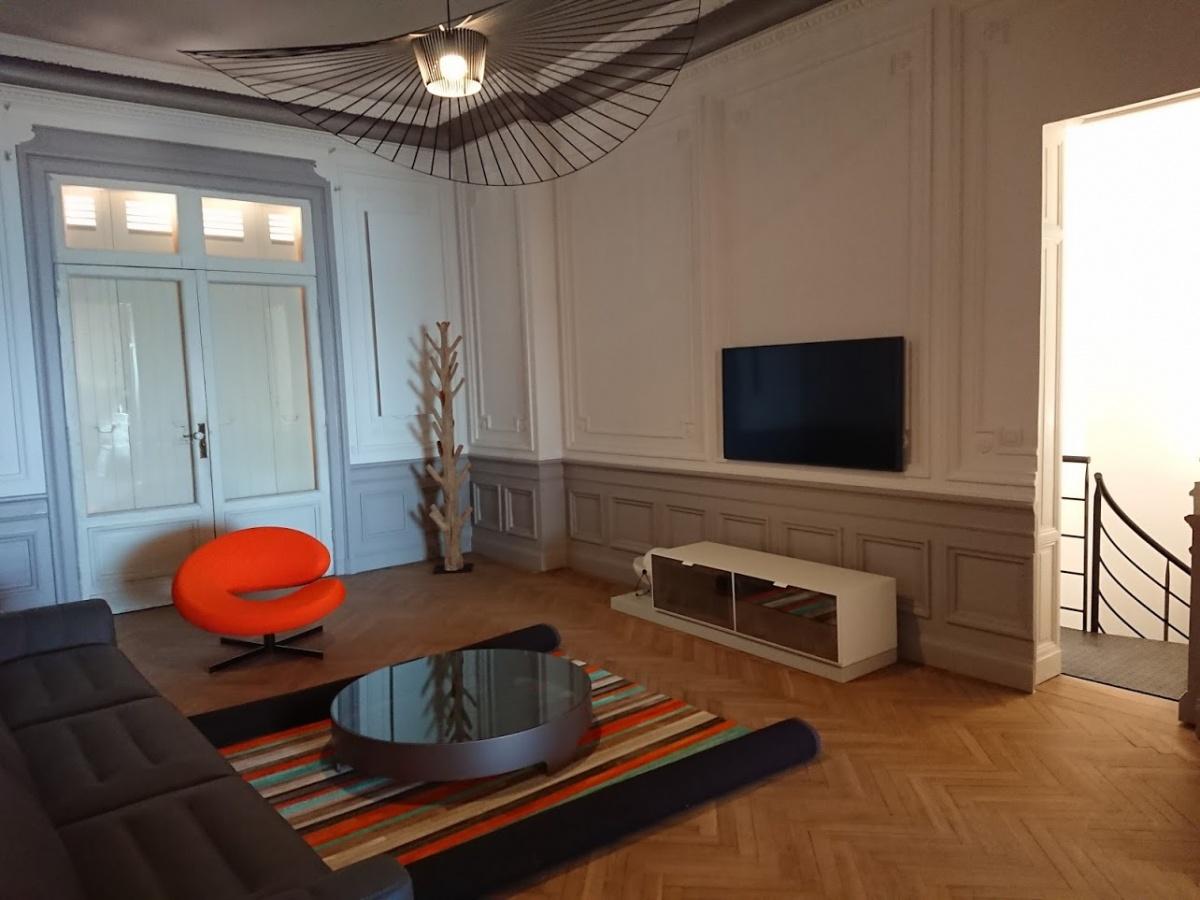 Appartement M : Photo roux8
