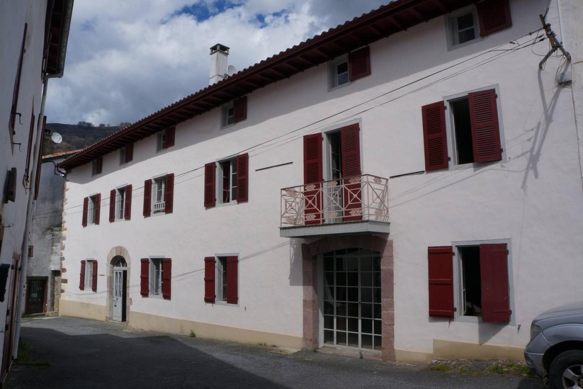 Maison d'hôte : MANEXENIA