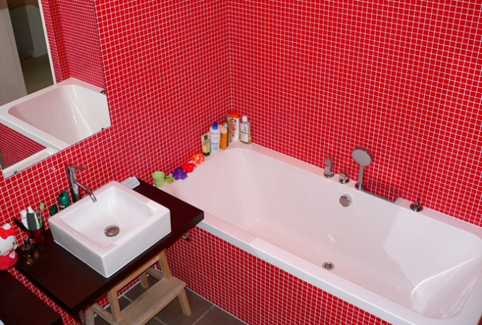 Surélévation et rénovation d'une maison : P1090285