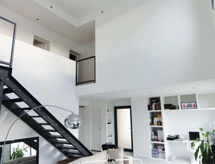 Réhabilitation et extension d'une maison (64) : 1