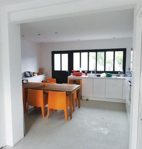 Réhabilitation et extension d'une maison (64) : 3