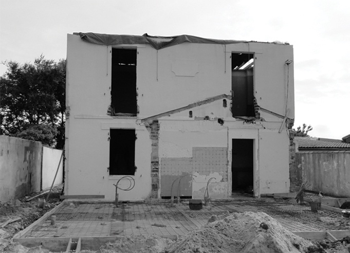 Réhabilitation et extension d'une maison (64) : 4