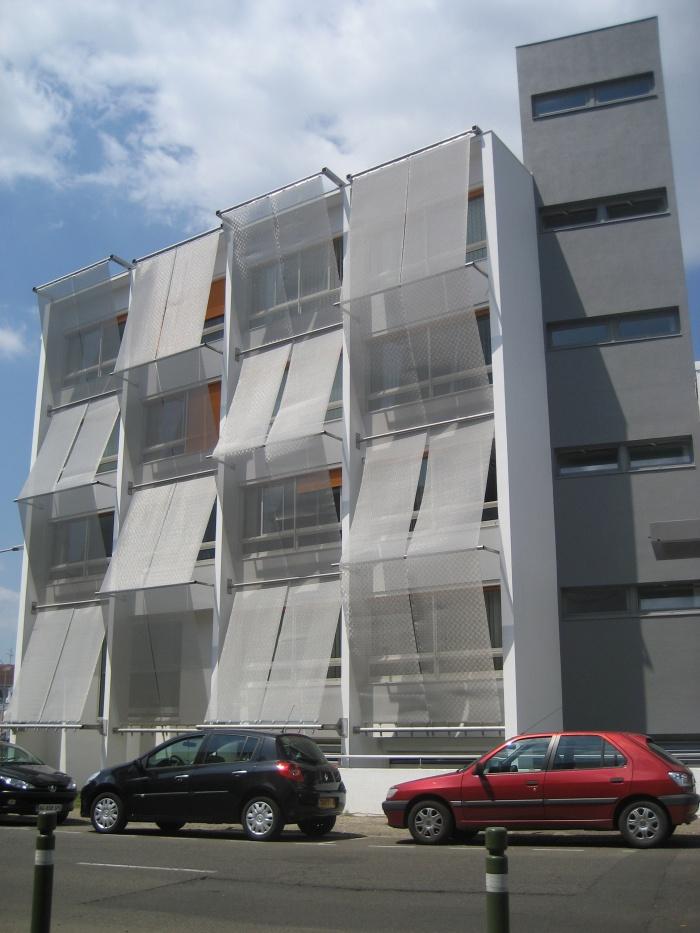DDASS : Réaménagement et mise aux normes accessibilité handicapée et incendie : 4