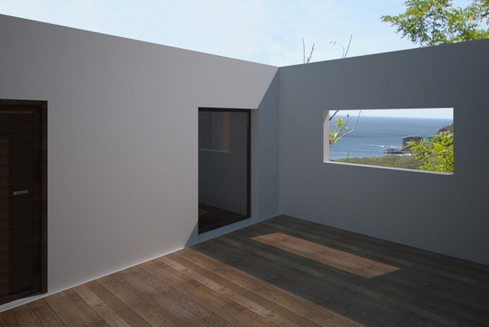 Maison au Nicaragua