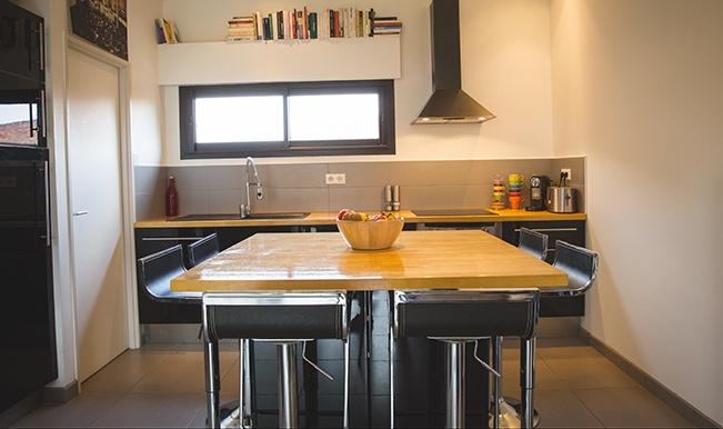 Maison individuelle ossature bois : Maison éco Seignosse Merlateau architecte 9