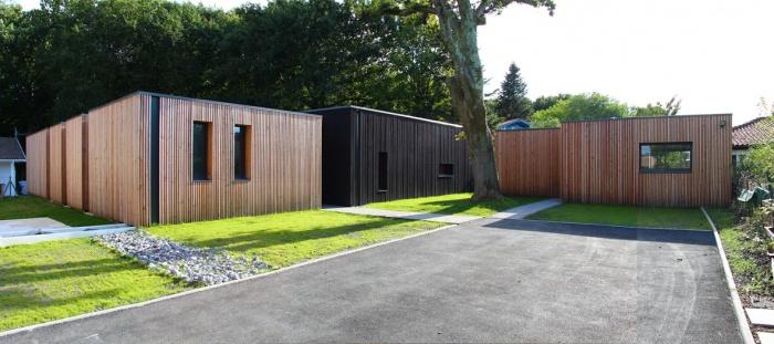 Un projet réalisé par Thomas Hus Architecte