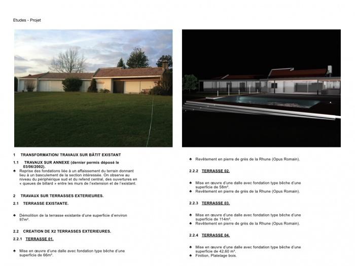 Aménagement Extérieurs/ Travaux spécifiques : CHORIEKIN.004
