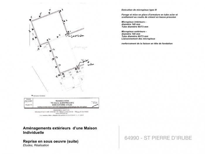 Aménagement Extérieurs/ Travaux spécifiques : CHORIEKIN.006