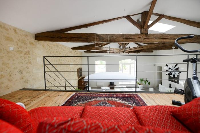 rénovation habitation et locaux professionnels : mezzanine