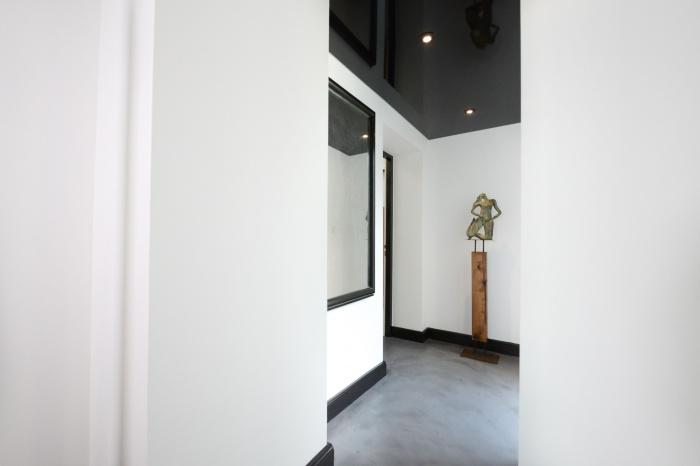 rénovation habitation et locaux professionnels : couloir