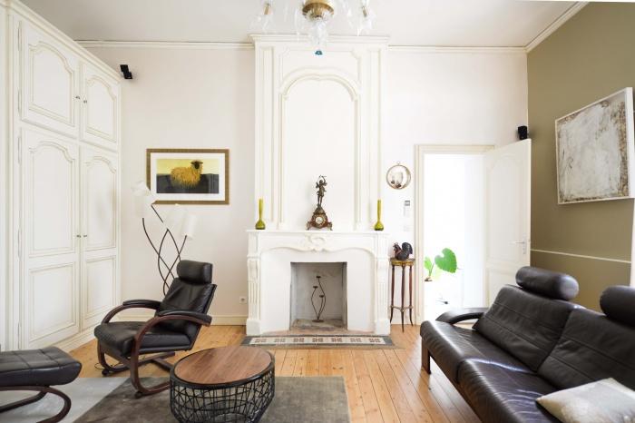 rénovation habitation et locaux professionnels : espace détente