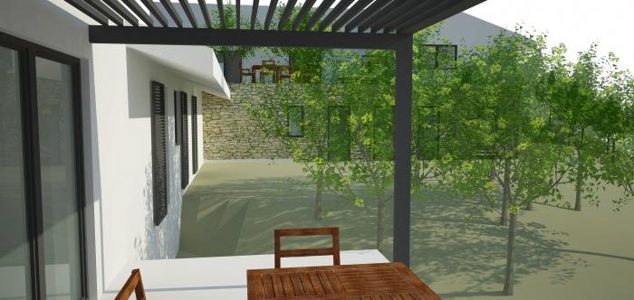 3 villas et un atelier pour artiste peintre : BOOK - PERS 019
