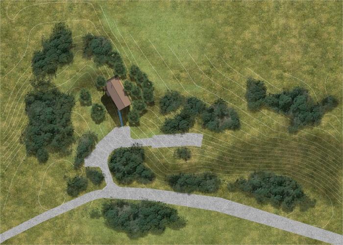 Villa 4 pièces, construction à ossature bois : W_Villa Biscarosse_PMAS-PM